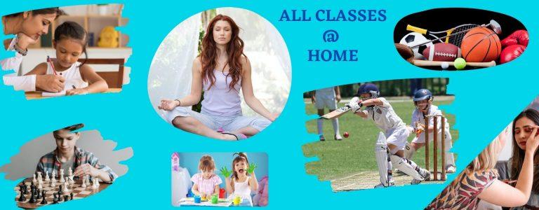 ADA HOME CLASSES